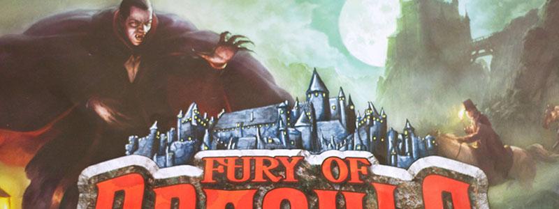 brädspel Fury of Dracula sällskapsspel spelglädje