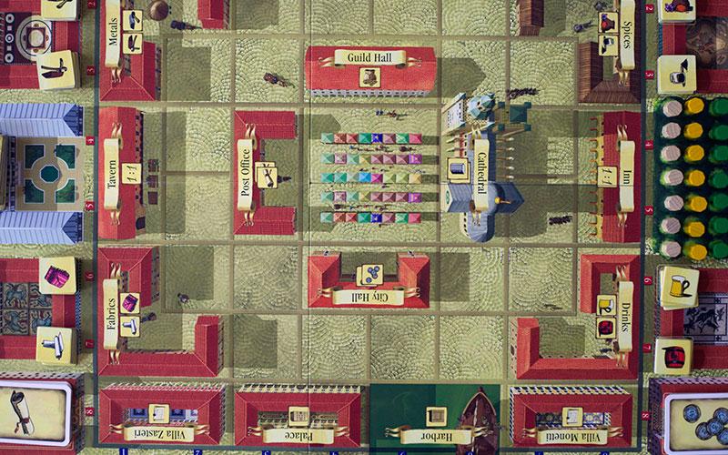genoa brädspel sällskapsspel spelglädje