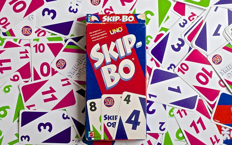 skipbo spelglädje brädspel sällskapsspel