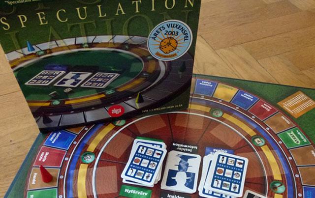 speculation real or fake spelglädje brädspel sällskapsspel