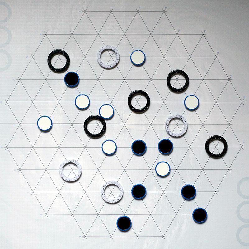 yinsh brädspel sällskapsspel spelglädje