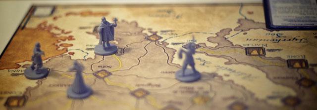 Fury of Dracula brädspel sällskapsspel spelglädje