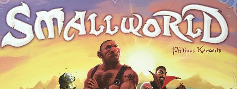 spelglädje brädspel sällskapsspel smallworld