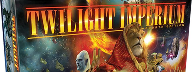 spelglädje brädspel sällskapsspel Twilight Imperium