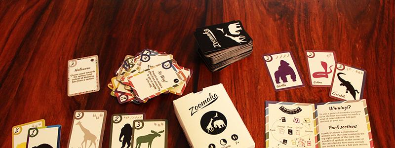 spelglädje brädspel sällskapsspel Zoomaka