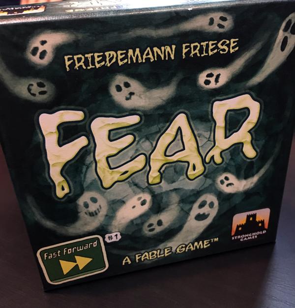 fear spelglädje brädspel sällskapsspel