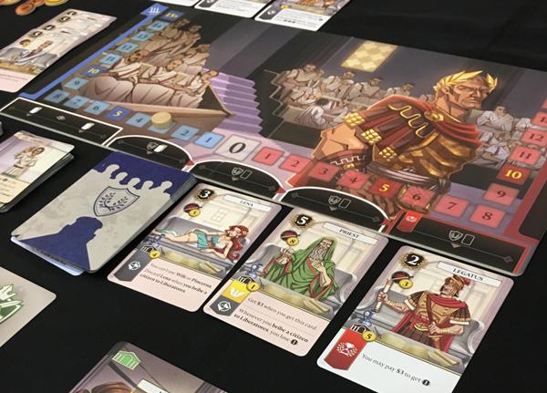 Liberatores spelglädje brädspel sällskapsspel