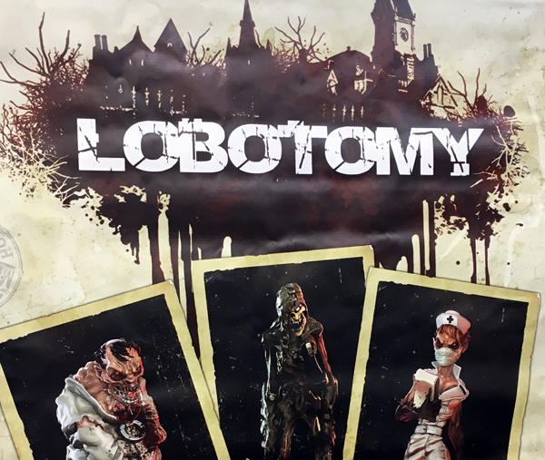 lobotomy spelglädje brädspel sällskapsspel