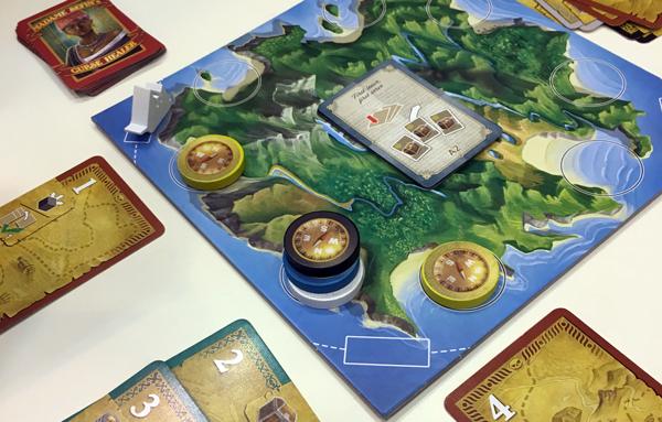 loot island spelglädje brädspel sällskapsspel