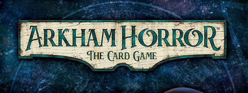 arkham horror card game spelglädje brädspel sällskapsspel