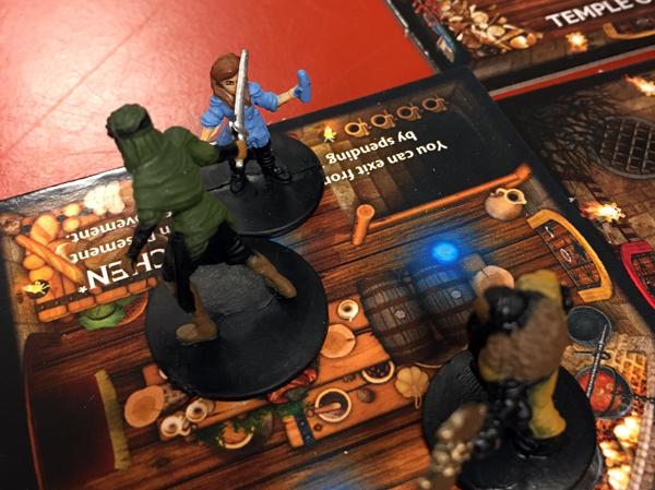 spelglädje brädspel sällskapsspel Betrayal at Baldurs gate