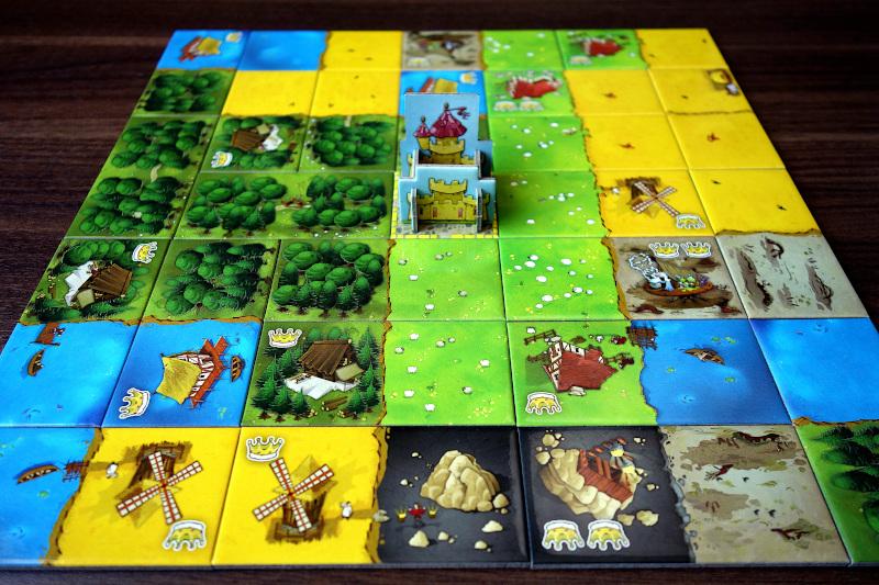 kingdomino spelglädje brädspel spelglädje sällskapsspel